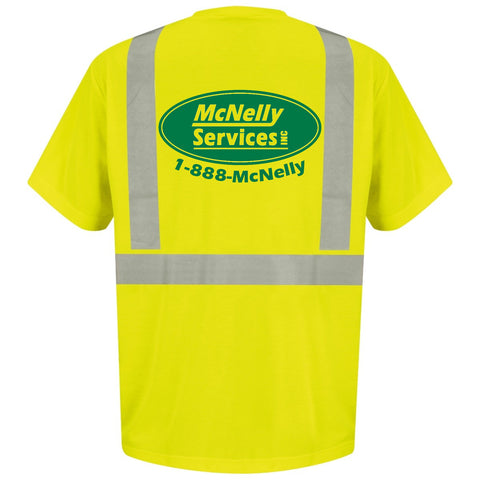 McNelly's Services Safety T-Shirt