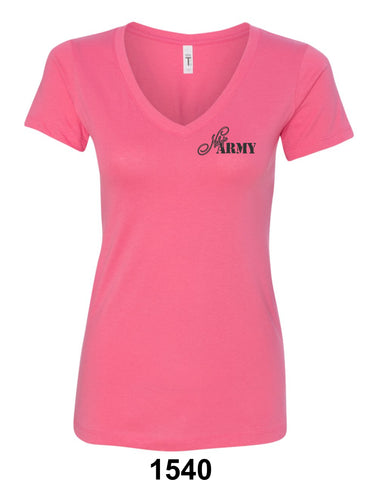 Niky's Army Ladies V-Neck