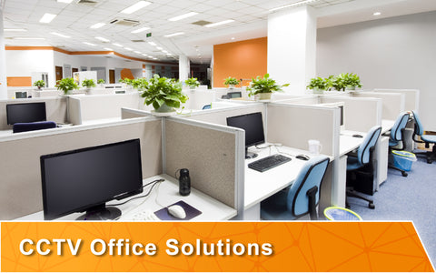 CCTV Office Solutions Brisbane