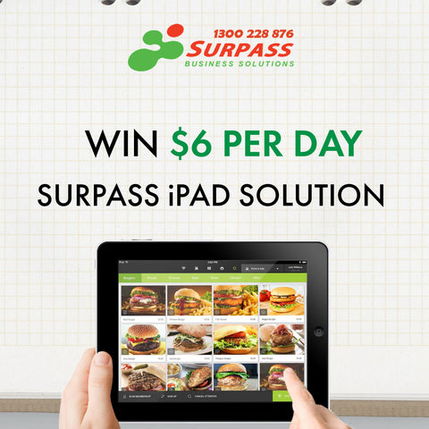 Surpass Point of Sale iPad Solution