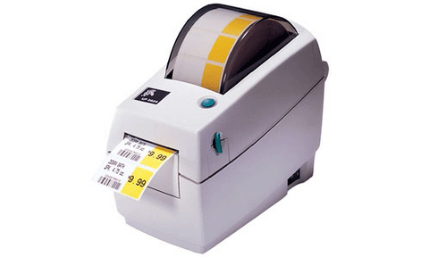 Zebra LP-2824 Thermal Label Printer