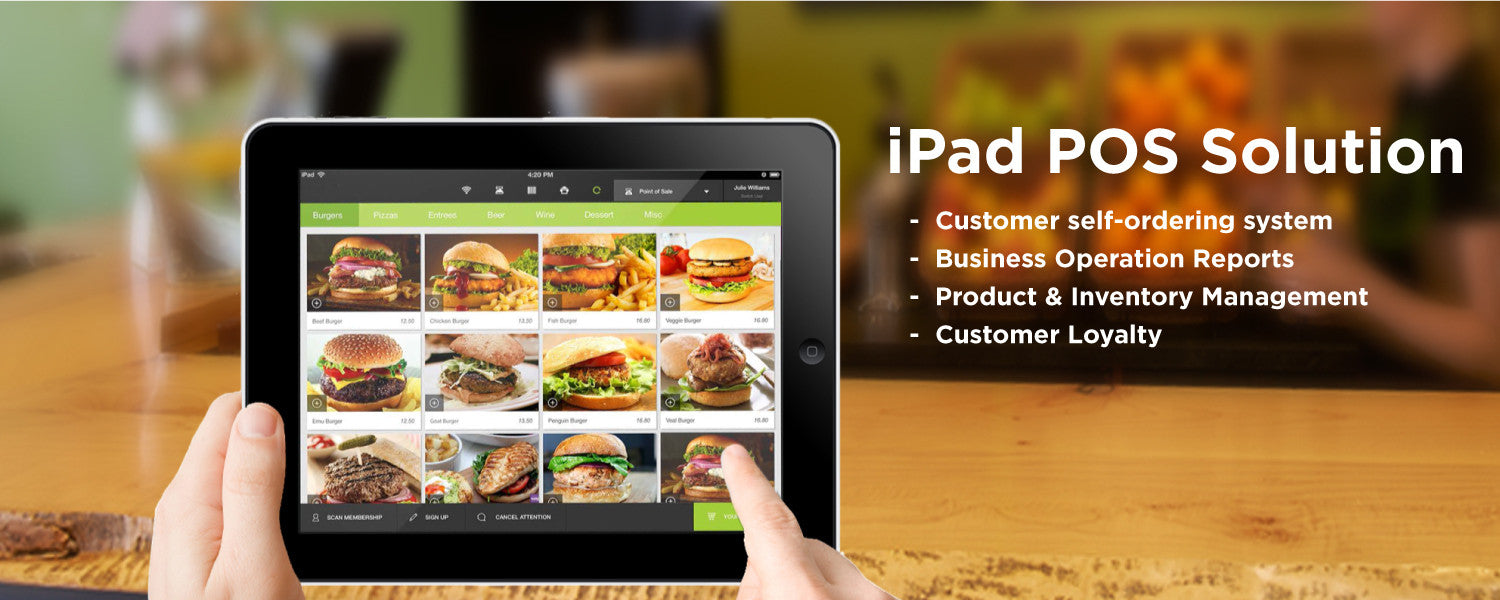 iPad POS Solutions