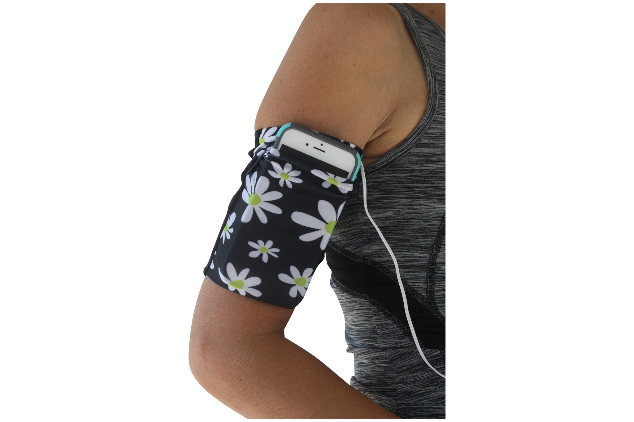 Daisy Cell Phone Armband Speedzter Running Crossfit iphone