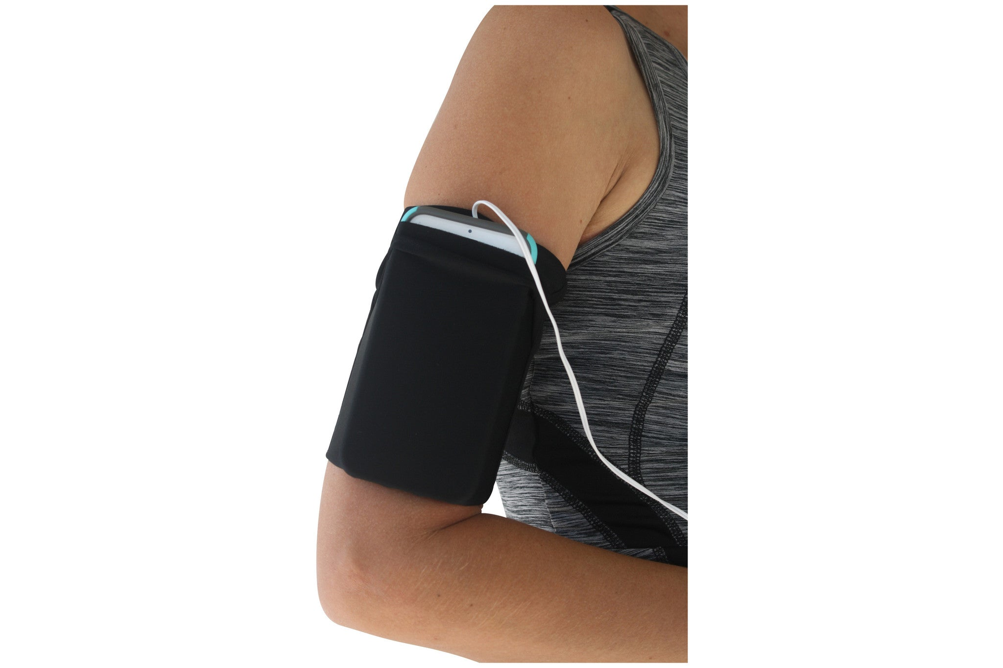 Black Cell Phone Armband