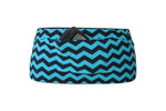 Electric Blue Chevron Running Belt - speedzter - 1