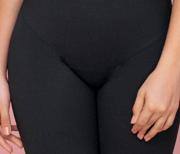 Undetectable Step-In Mid-Thigh Body Shaper