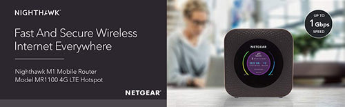 NIGHTHAWK. FAST AND SECURE WIRELESS INTERNET EVERYEWHERE