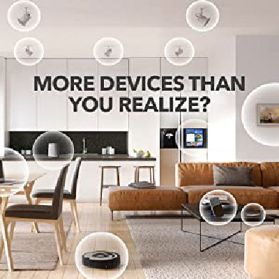 Seamless WiFi for up to 35 Devices
