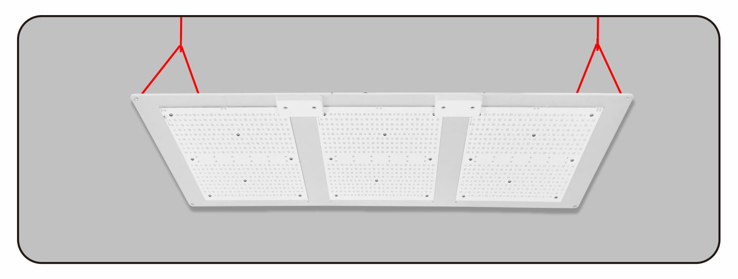 YOULIMI LED Grow Light installation