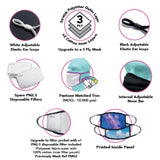 Additional face mask options