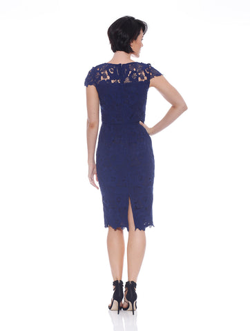 Blaire Lace Cap Sleeve Dress
