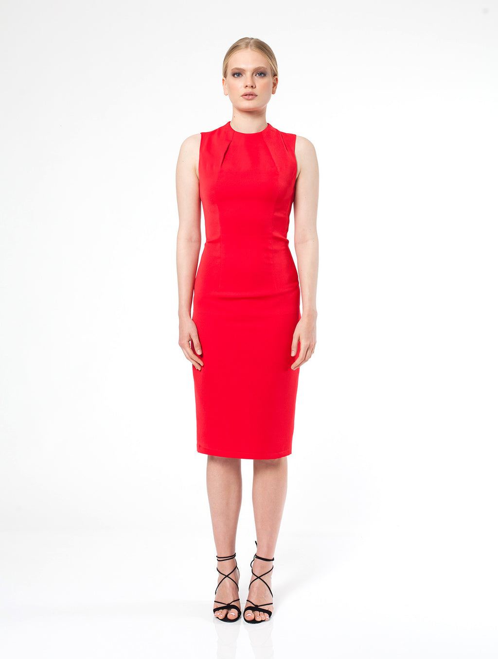 Garland Pencil Dress