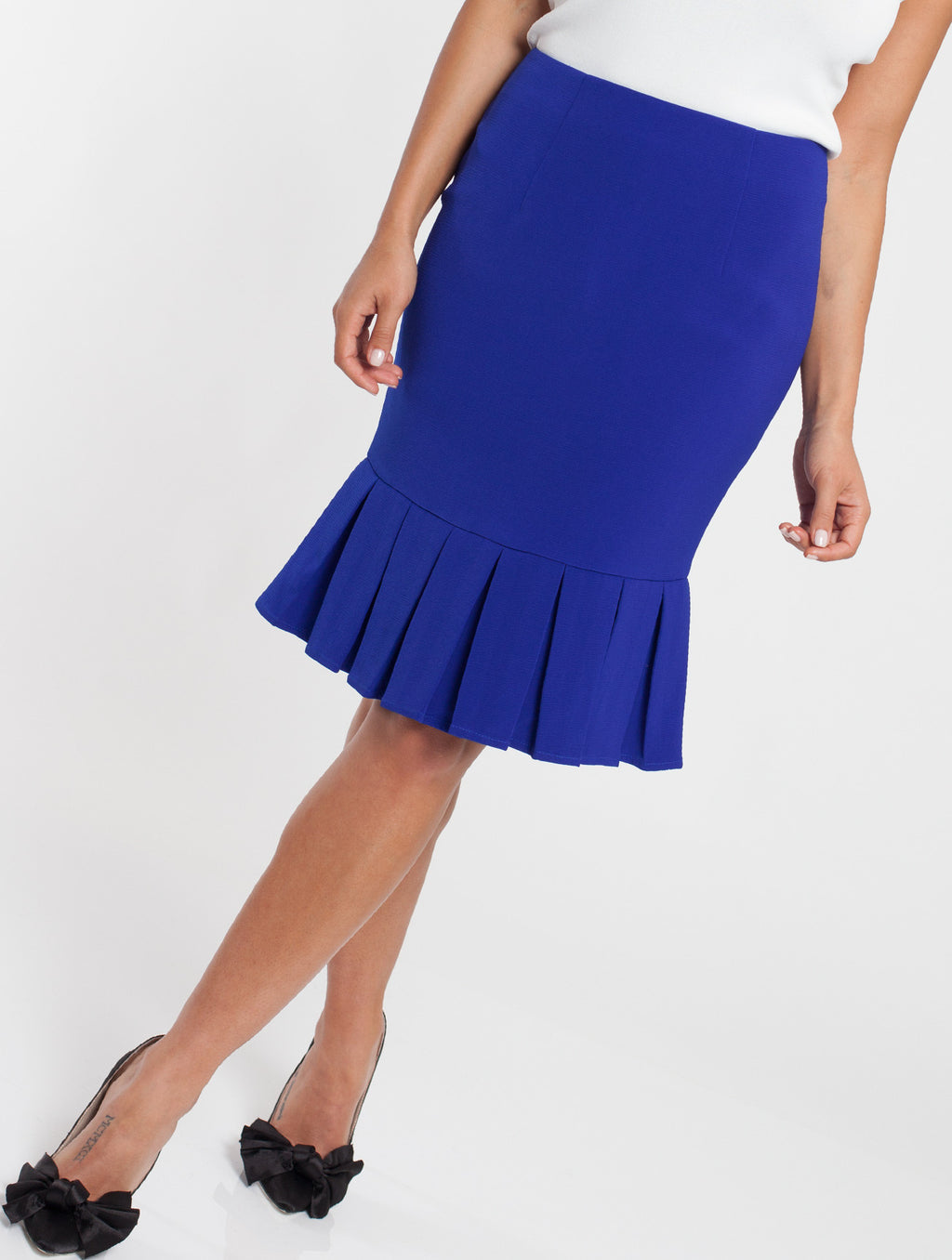 Lithium Pleat Skirt