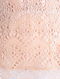 Maple Lace Top