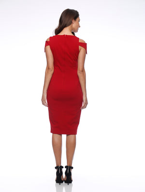 Sabine Cut-Out Dress