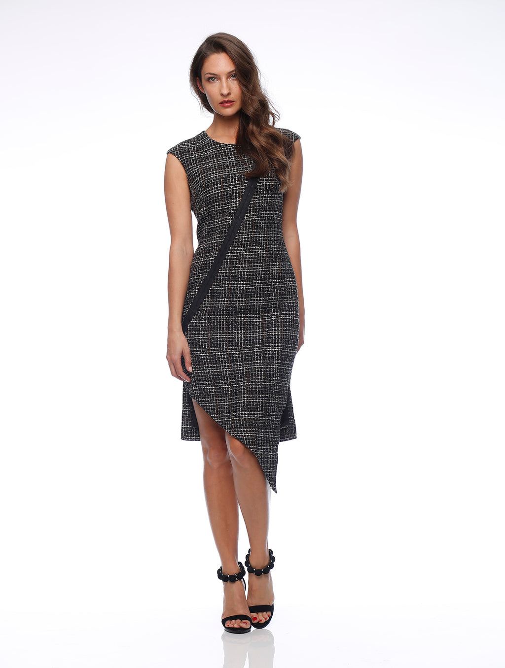 Celeste Asymmetric Dress