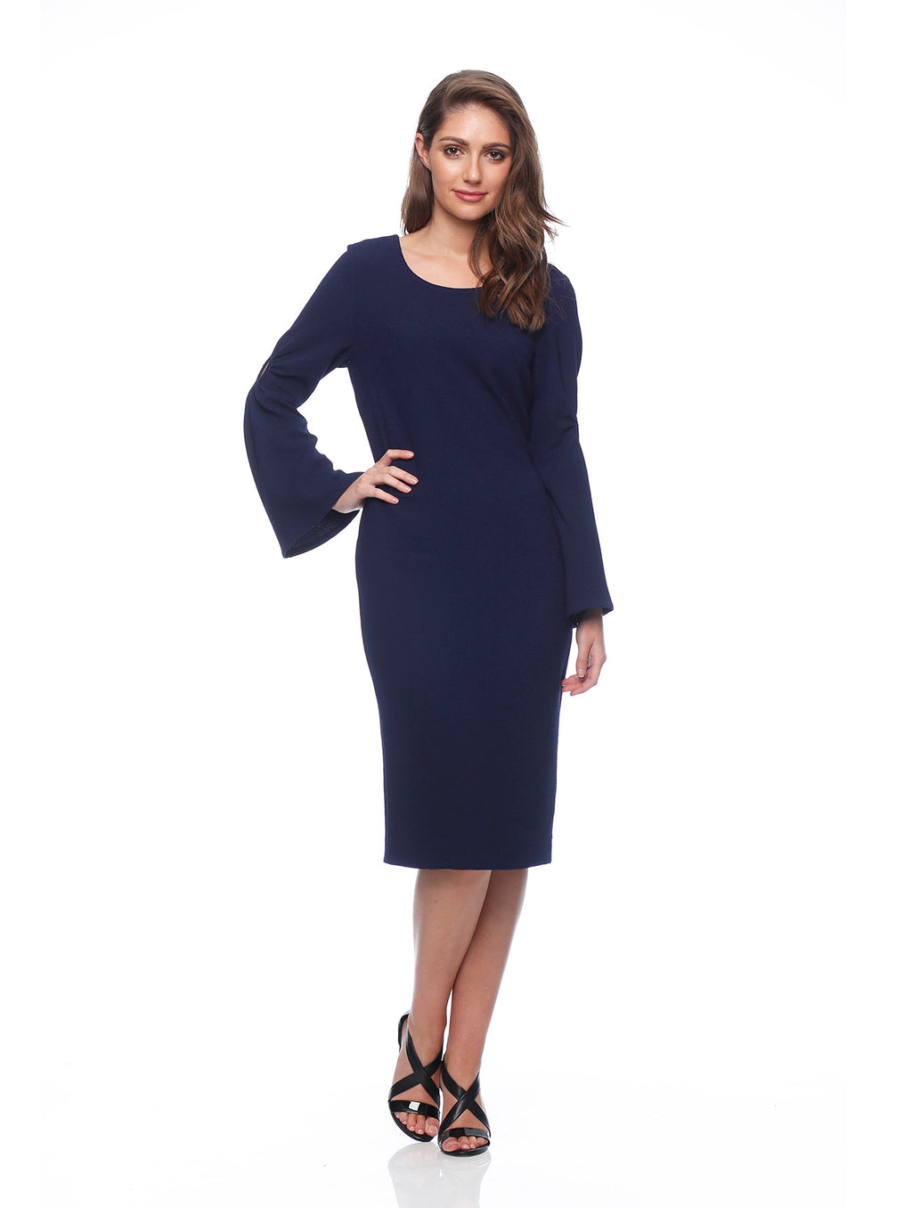 Jenna Long Sleeve Dress
