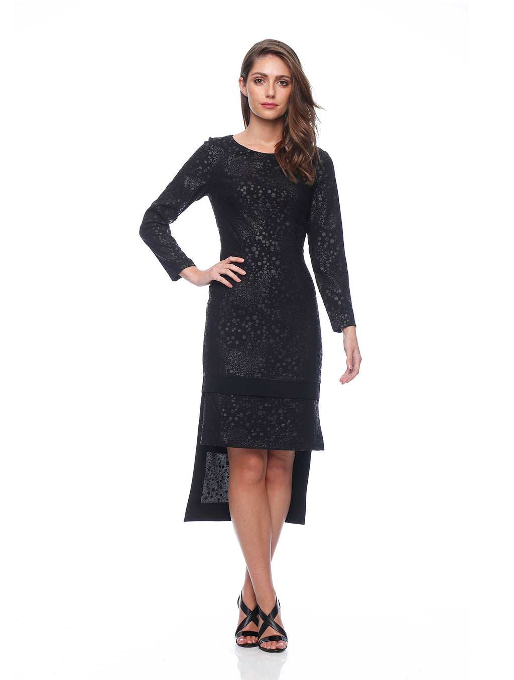 Sonia Long Sleeve Dress