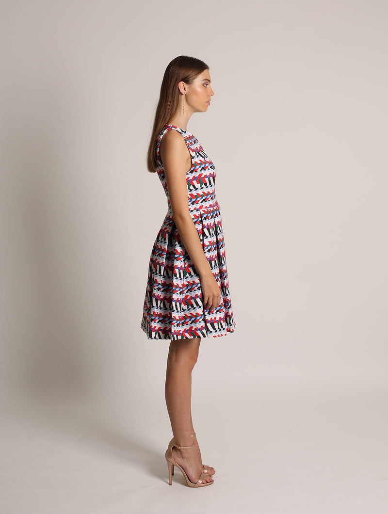 La Belle Tribe Dress
