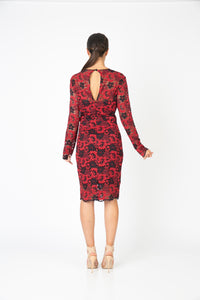 Alana Sleeve Dress