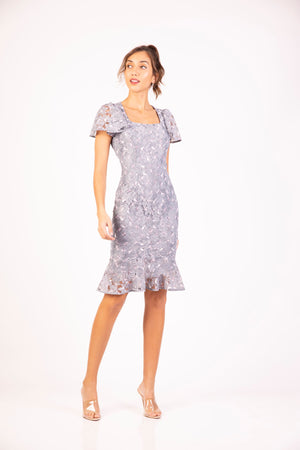 Marrakesh Frill Dress
