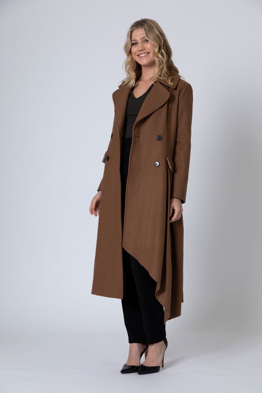 Gabrielle Double Breast Coat
