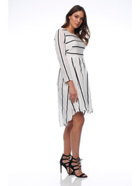Royale High Low Dress