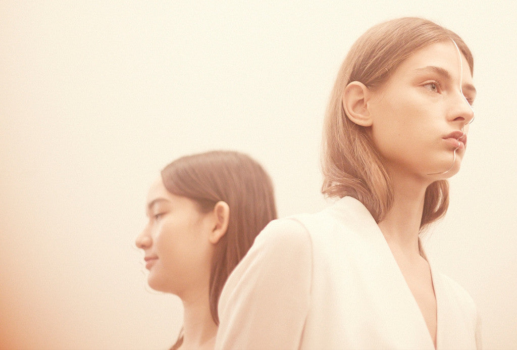 SARAH & SEBASTIAN for Dion Lee SS16 at NYFW
