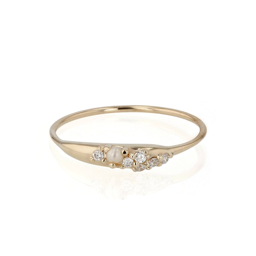 Coral Relic Ring