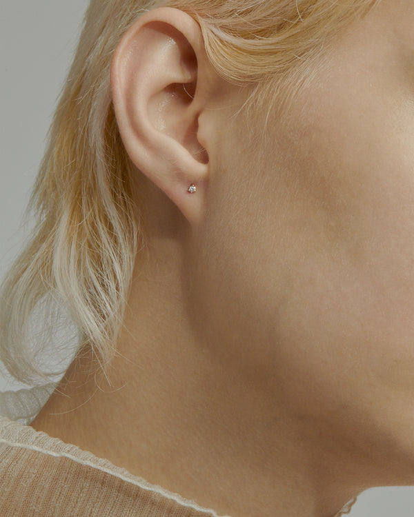 Element Cartilage Piercing Earring Stud | Sarah & Sebastian onBody