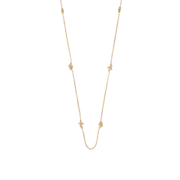 Fine Papilla Necklace Gold | Sarah & Sebastian