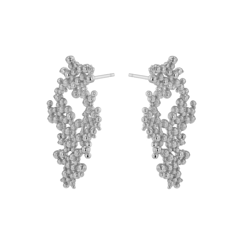 Large Papilla Earrings
