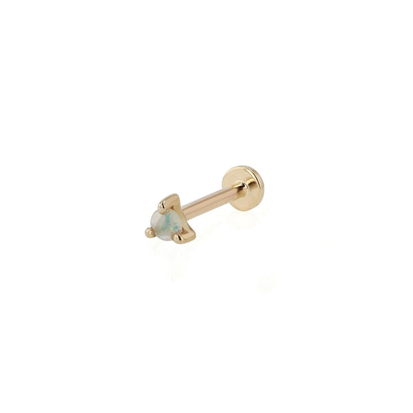 Opal Element Cartilage Earring Piercing Stud | Sarah & Sebastian