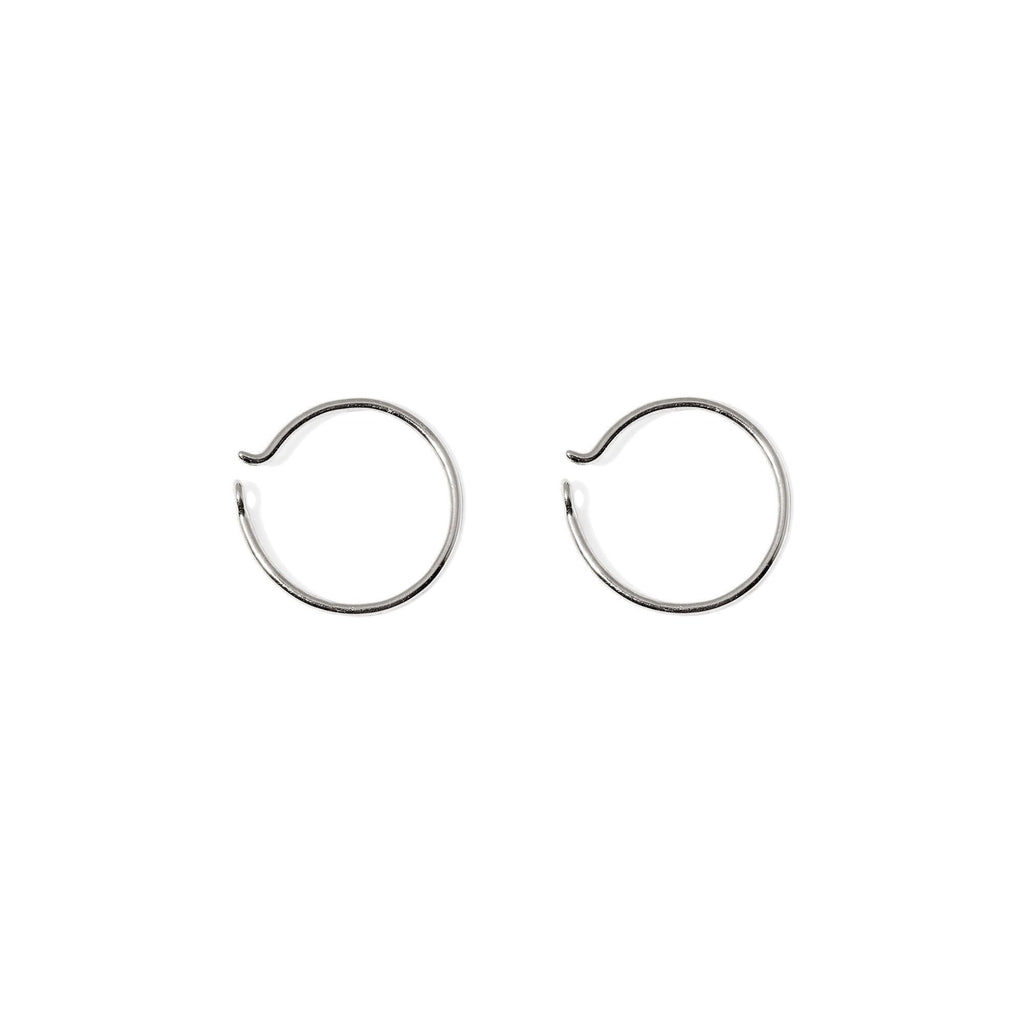 Sleep Earrings (Silver)