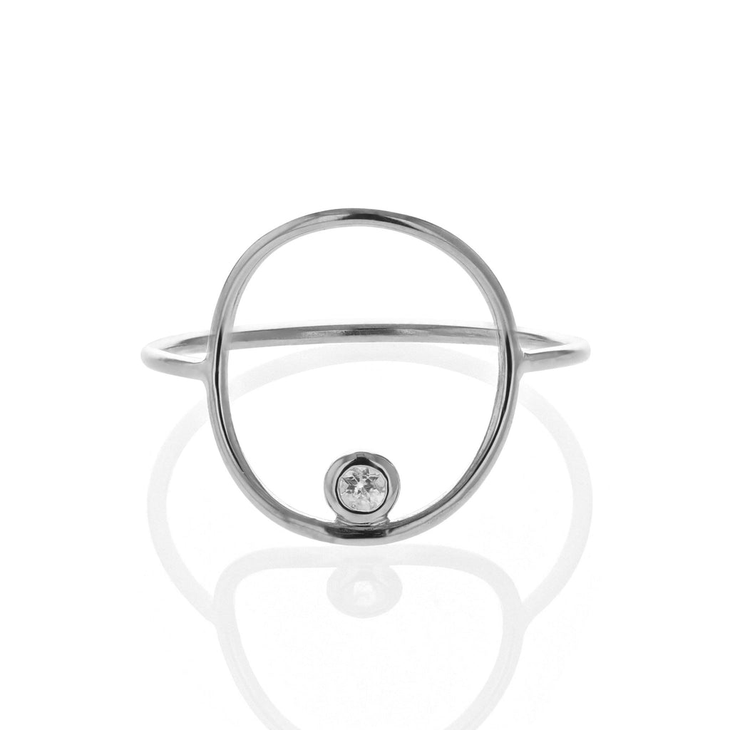 Stone Solar Ring | More Options Available