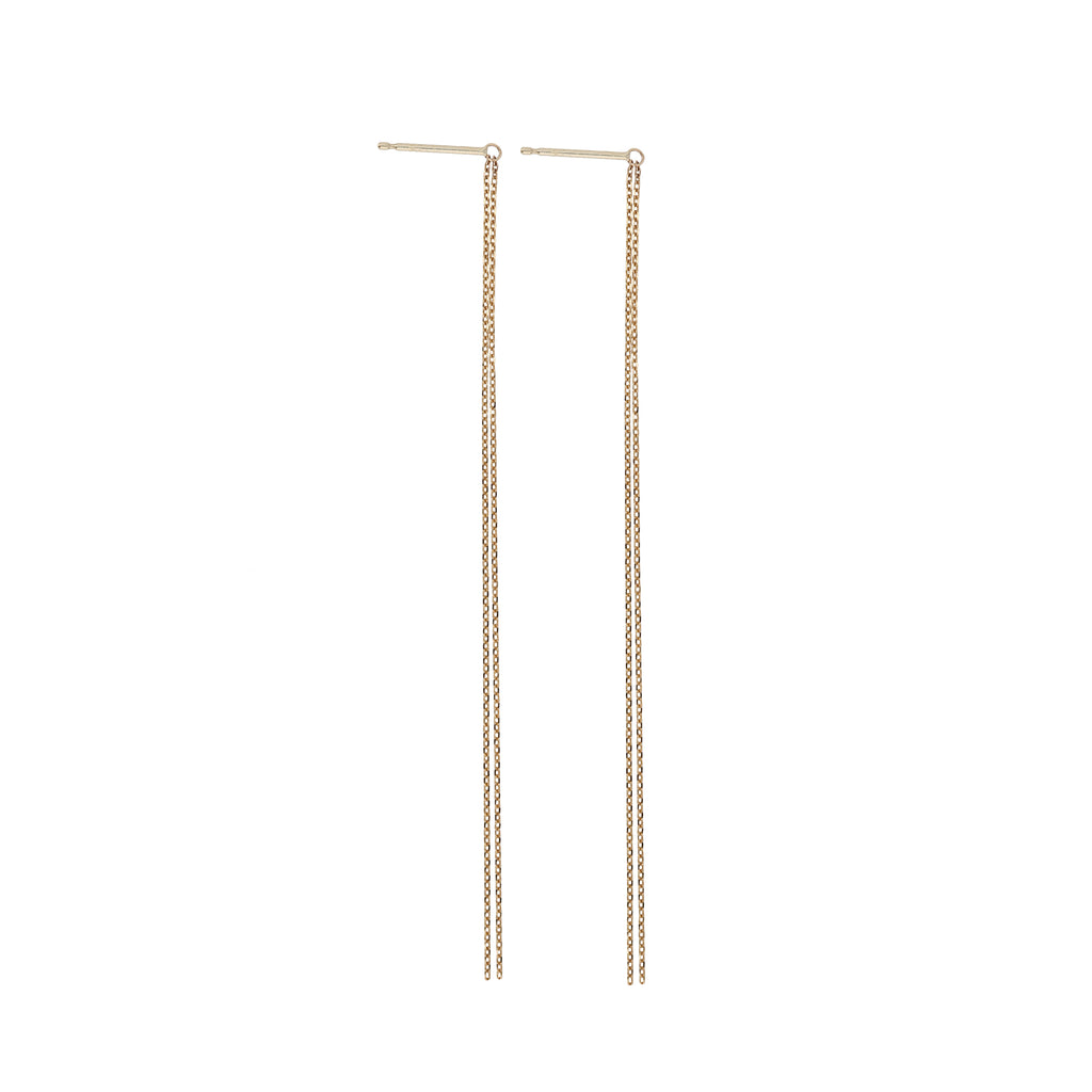 Shoulder Chain Earrings