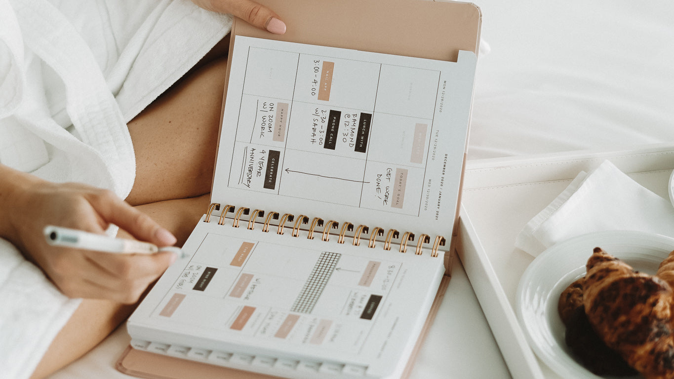 2021 planner / yearly agenda / goal setting / 2021 organization / new years resolutions / success / 2021