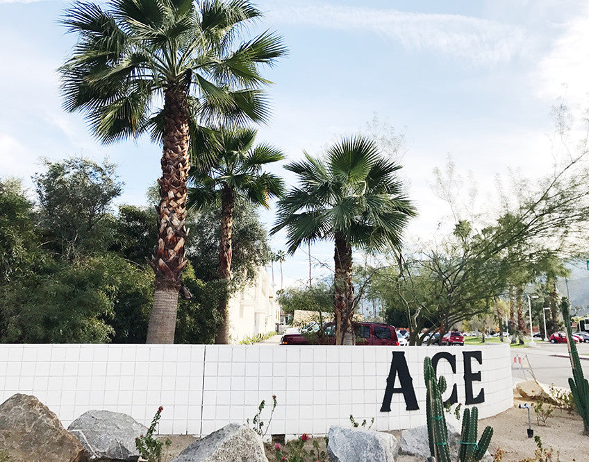 A Guide to the Perfect Girls Getaway – Palm Springs, California