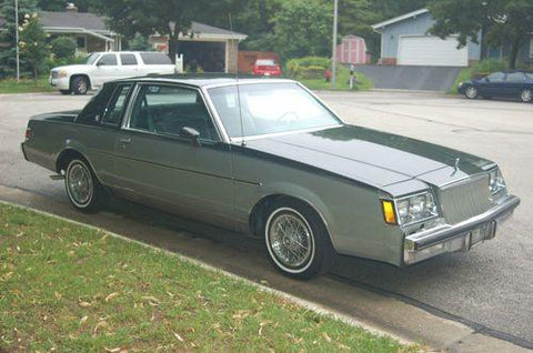1983 Buick Regal Service & Repair Manual