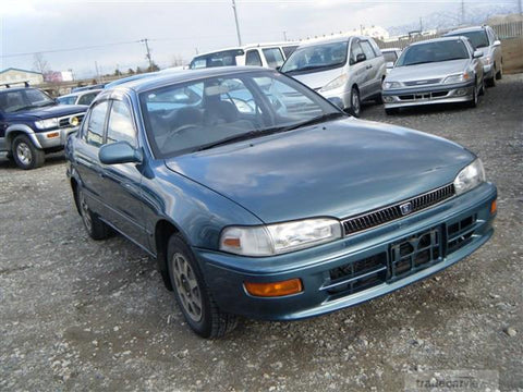 1994 Toyota corolla sprinter ae100 owners Manual