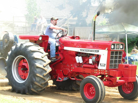 International Ih 666 & 686 Tractor Shop Workshop Service Repair Manual Download