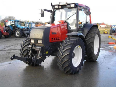 Valtra 6850 Tractor Workshop Service Repair Manual