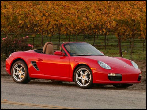 2007 Porsche Boxster 987 Workshop Service Repair Manual