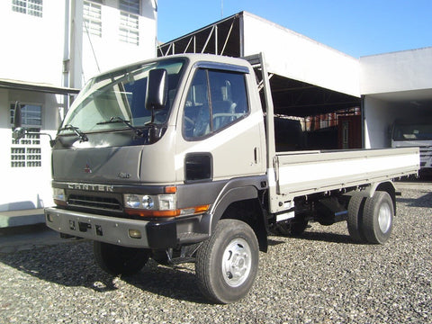 Mitsubishi Canter 14' 4WD Part's Manual Manual