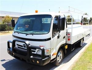 2011 Hino 300 Series Workshop Service Repair Manual