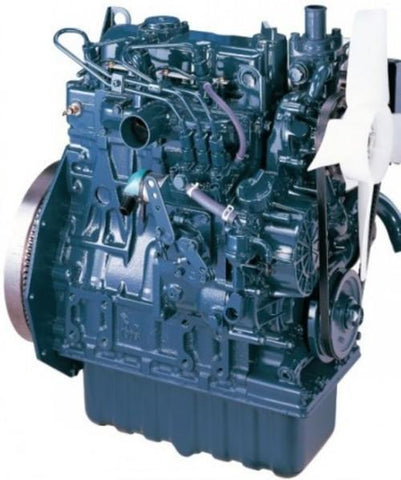 Kubota 05-E3B Series, 05-E3BG Series Diesel Engine Service Repair Workshop Manual DOWNLOAD