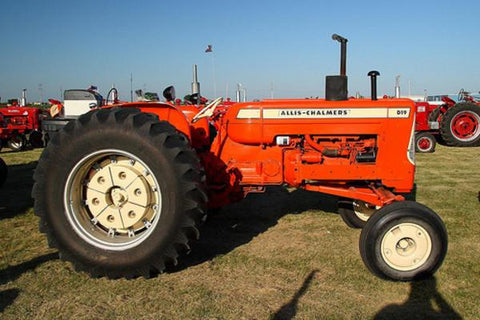 Allis Chalmers D-19 And D-19 Diesel Tractor Service Repair Workshop Manual Download