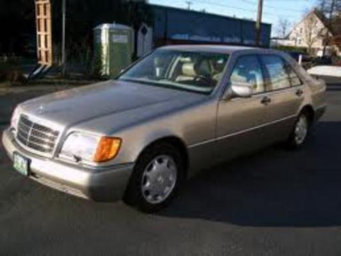 1994 Mercedes S320 Service Repair Manual