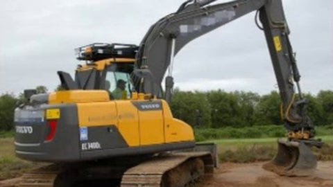 Volvo Ec140d Lm Excavator Full Service Manual Pdf Download