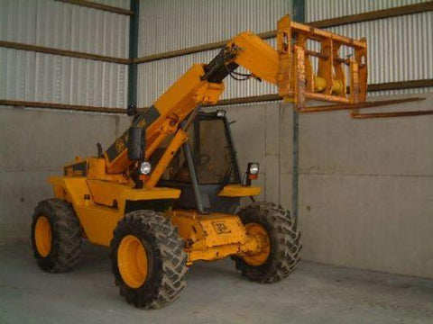 JCB 520-55 526 526S 526-55 Telescopic Handler Service Repair Workshop Manual INSTANT DOWNLOAD